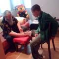Станчо Станев - Работа с хора